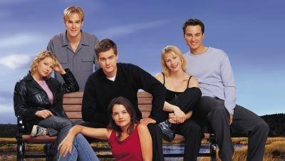 Alle seizoenen van romantische dramaserie 'Dawson's Creek' vanaf januari op Netflix