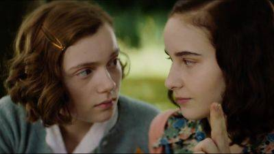 Trailer van Nederlandse oorlogsfilm 'Mijn beste vriendin Anne Frank' nu te zien