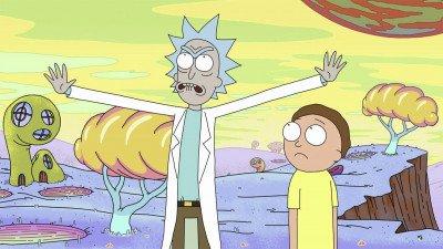Nieuwe trailer voor laatste 5 afleveringen 'Rick and Morty' seizoen 4