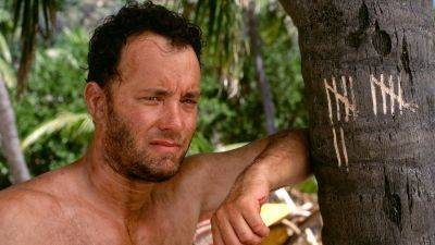 Vanavond op tv: Tom Hanks in de Oscargenomineerde film 'Cast Away'