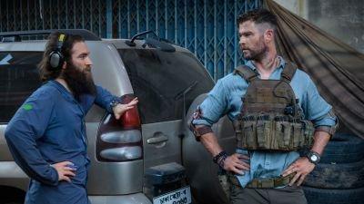 Opnames van Netflix-film 'Spiderhead' met Chris Hemsworth gestart
