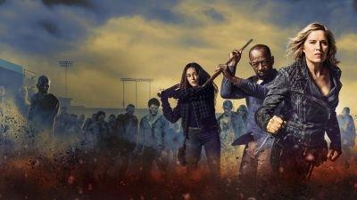 'Fear the Walking Dead' verlengd met een zevende seizoen