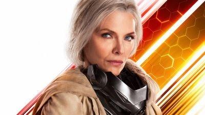Michelle Pfeiffer bevestigt rol in 'Ant-Man 3' en onthult details over de opnames