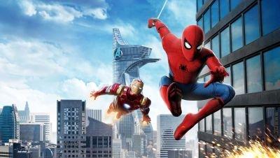 Vanavond op tv: Tom Holland en Robert Downey Jr. in 'Spider-Man: Homecoming'