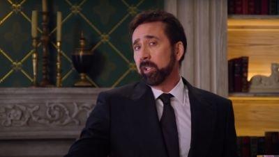 Nicolas Cage is de host van de nieuwe Netflix-serie 'History of Swear Words', eerste teaser nu te zien