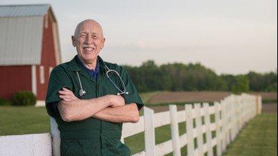 Interview The Incredible Dr. Pol: 'Ik doe wat ik wil, wat je ziet is echt'