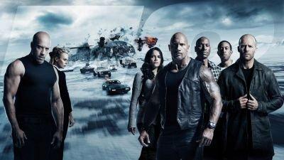 'Fast & Furious 8' met Vin Diesel en Dwayne Johnson nu te zien op Netflix