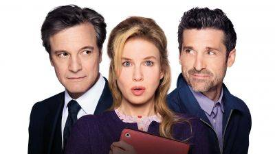 Vanavond op tv: Renée Zellweger in de romantische komedie 'Bridget Jones's Baby'