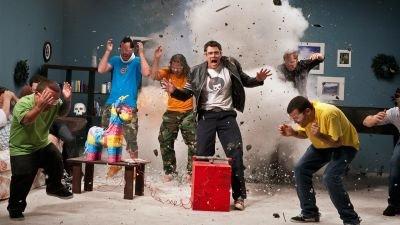 Johnny Knoxville en Steve-O belanden in het ziekenhuis door stunt op de set van 'Jackass 4'