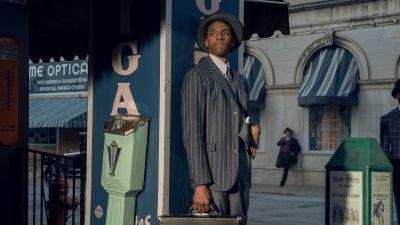 'Ma Rainey's Black Bottom' met Chadwick Boseman nu te zien op Netflix