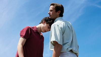 Timothée Chalamet en Armie Hammer keren terug voor 'Call Me by Your Name'-sequel