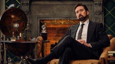 Nicolas Cage scheldt erop los in de trailer van Netflix-serie 'History of Swear Words'