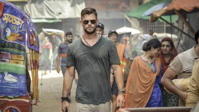Chris Hemsworth als huurling in eerste trailer van Netflix-film 'Extraction'