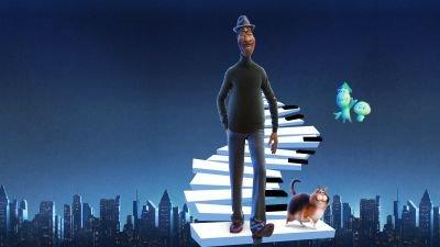 Muzikale Pixar-film 'Soul' met Jamie Foxx nu te zien op Disney+