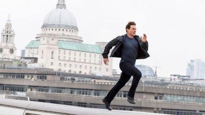 Tom Cruise is terug op de set van 'Mission: Impossible 7'