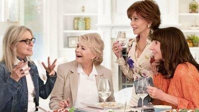 Romantische komedie 'Book Club' met Diane Keaton en Jane Fonda nu te zien op Videoland