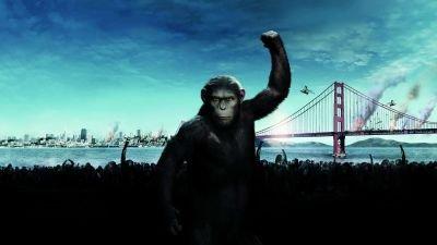 Vanavond op tv: de Oscargenomineerde actiefilm 'Rise of the Planet of the Apes'