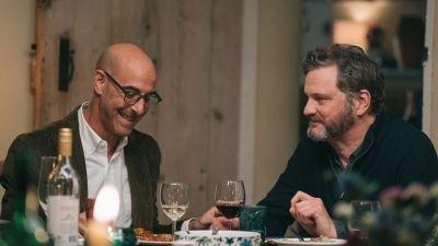 Stanley Tucci zegt dat het 'cruciaal' is voor films als 'Supernova' om mee te draaien in het awardseizoen