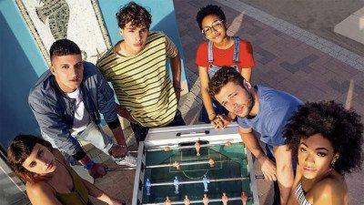 Netflix brengt eerste teaser uit van Italiaanse Netflix Original-serie 'Summertime'