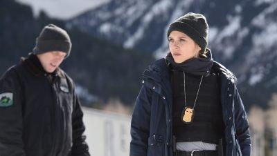 Vanavond op tv: Elizabeth Olsen en Jeremy Renner in de thriller 'Wind River'