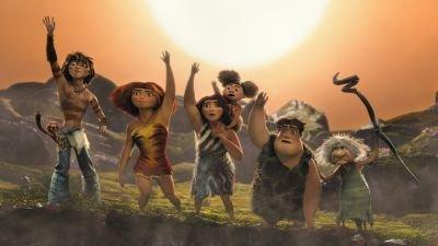 Animatiefilm 'The Croods' vanaf vandaag te zien op Amazon Prime Video