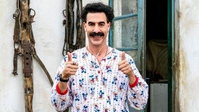 Sacha Baron Cohen stopt met 'Borat' als Trump geen president meer is