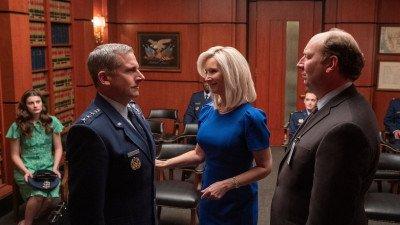 'Friends'-actrice Lisa Kudrow voegt zich bij cast van Netflix-serie 'Space Force'