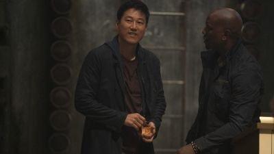 Dominic Toretto (Vin Diesel) en Han (Sung Kang) samen te zien op nieuwe beelden van 'Fast & Furious 9'