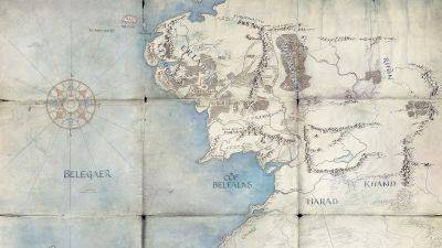 Amazon Studios onthult details over het plot van 'The Lord of the Rings'-serie