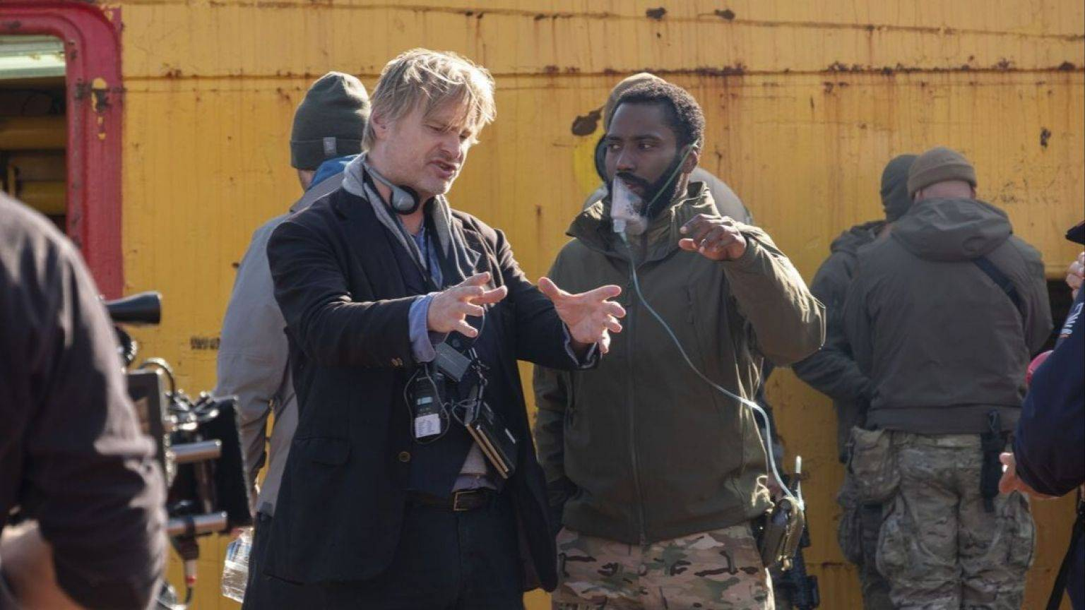 Christopher Nolan wil na 'Tenet' opnieuw in India filmen