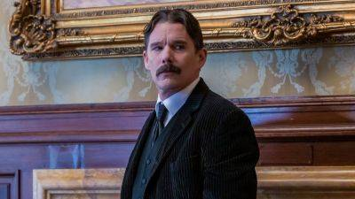 Ethan Hawke speelt schurk in Marvels 'Moon Knight'