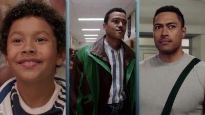 Dwayne Johnson deelt de trailer van serie 'Young Rock', over het leven van de acteur