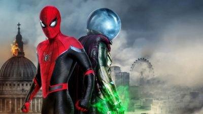 Setfoto's van 'Spider-Man 3' hinten naar mogelijke plotdetails over Mysterio