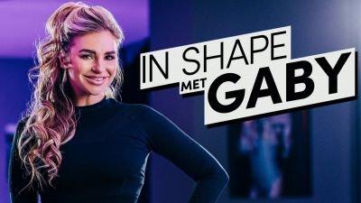 Teaser van 'In Shape met Gaby' met Gaby Blaaser nu te zien, serie vanaf vandaag op Videoland
