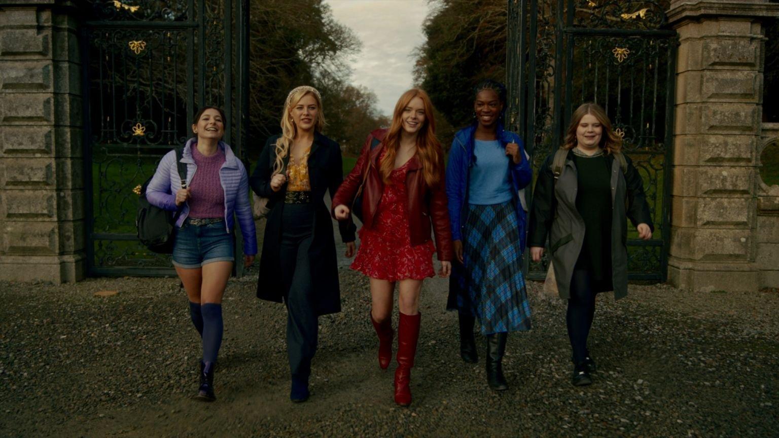 Netflix deelt de trailer van live-actionserie 'Fate: The Winx Saga'