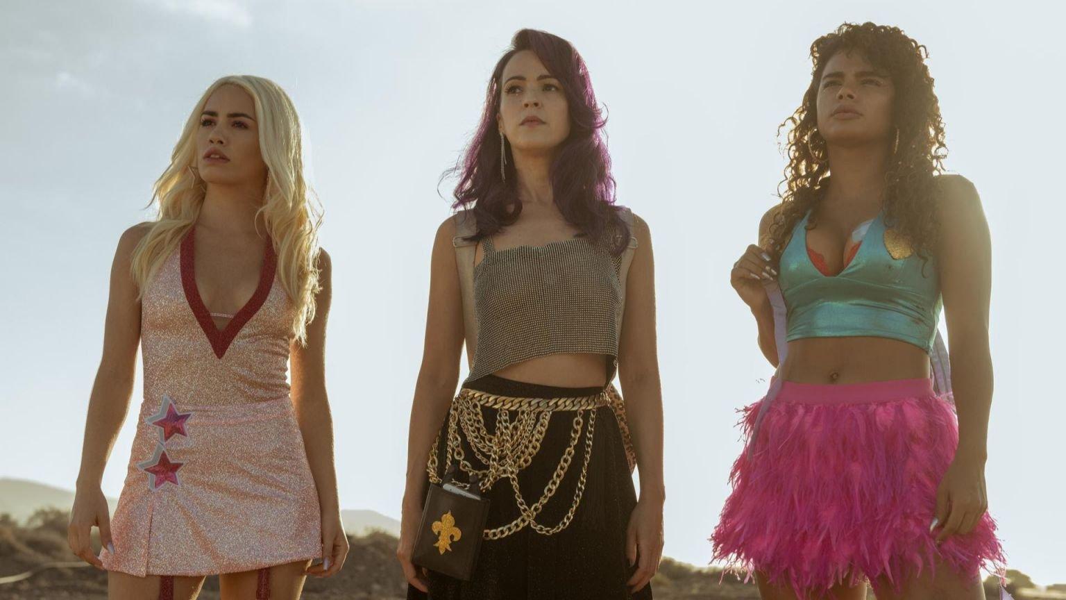 Nieuwe actieserie 'Sky Rojo' van de makers van 'La Casa de Papel' vanaf maart op Netflix