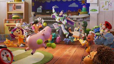 Disney+ deelt trailer van 'shorts'-serie 'Pixar Popcorn' met al je favoriete Pixar-personages