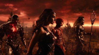 Zack Snyders 'Justice League' wordt toch geen vierdelige serie maar een film van vier uur