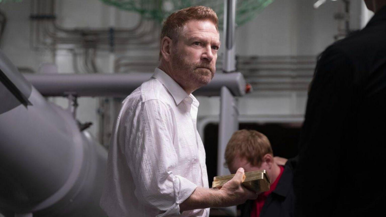 Kenneth Branagh speelt Boris Johnson in serie van Sky