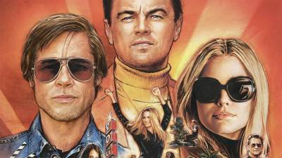 Nieuw op Netflix: Tarantino-film 'Once Upon a Time in Hollywood'