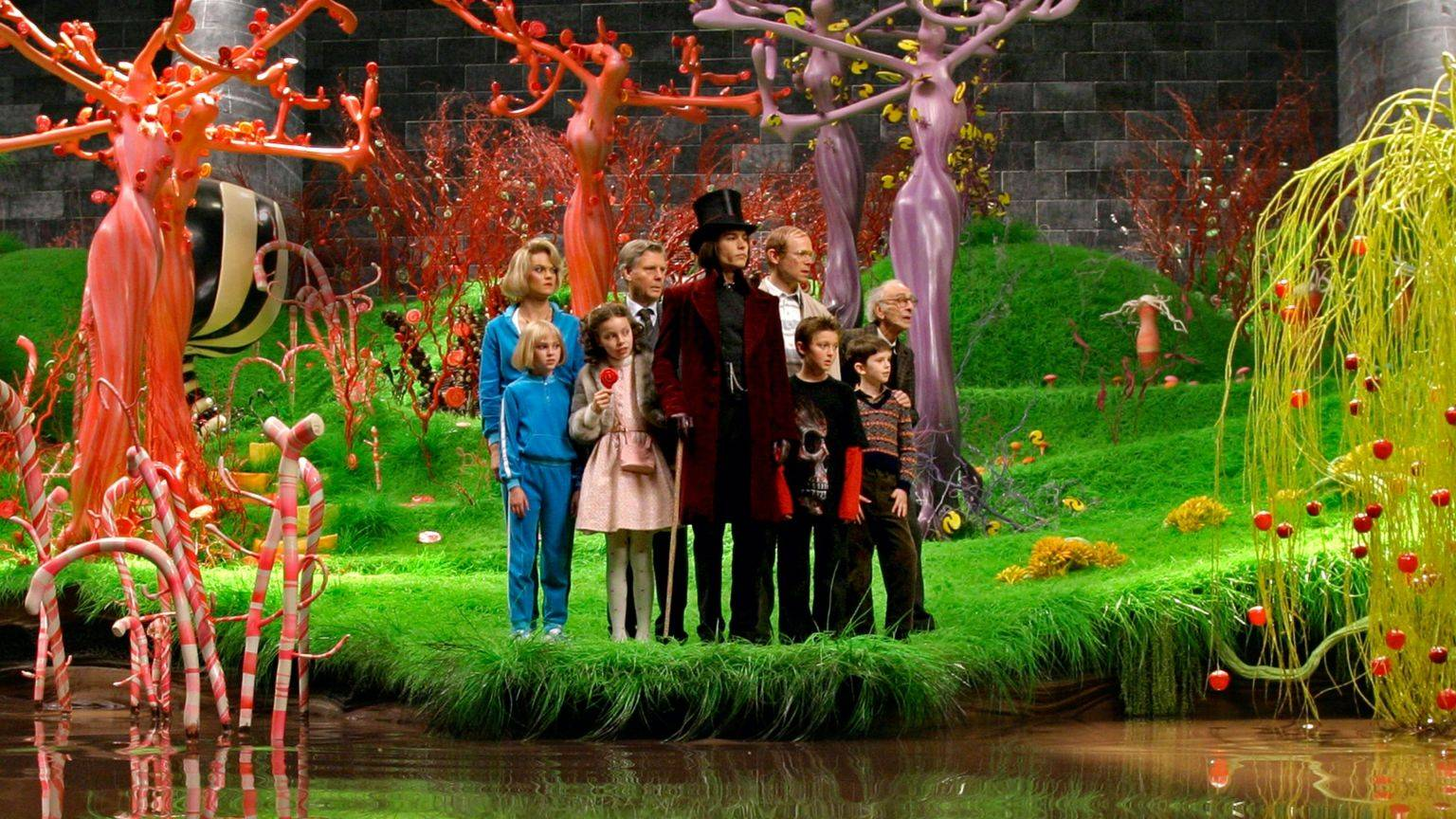Nieuw op Amazon Prime Video: familiefilm 'Charlie and the Chocolate Factory'