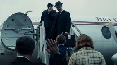 Benedict Cumberbatch is een Britse spion in de trailer van 'The Courier'