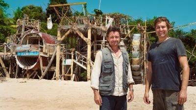 Survivalserie 'The Great Escapist' met Richard Hammond vanaf nu te zien op Amazon Prime Video