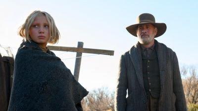 Netflix deelt een nieuwe trailer van western 'News of the World' met Tom Hanks