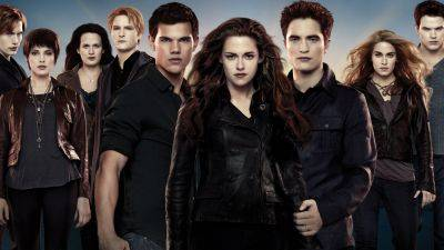 Alle 'Twilight'-films zijn vanaf vandaag te zien op Netflix