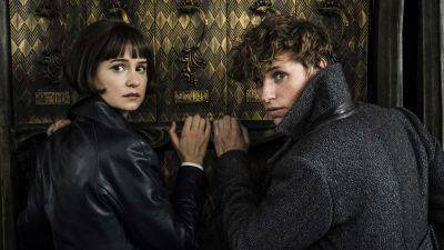 Opnames 'Fantastic Beasts and Where to Find Them 3' liggen stil in verband met coronabesmetting
