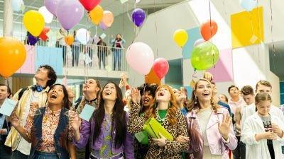 Netflix werkt aan 'Misfit: De serie' en maakt releasedatum bekend van 'Misfit 3: De Finale'