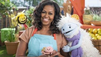 Original-kinderserie 'Wafeltje en Mochi' met Michelle Obama vanaf maart te zien op Netflix
