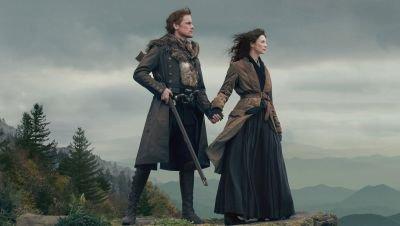 Nieuw op Netflix: Sam Heughan en Caitriona Balfe in 'Outlander' seizoen 5