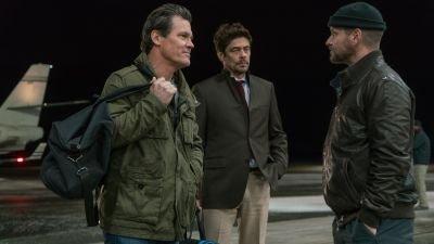 Vanavond op tv: Josh Brolin in actiefilm 'Sicario: Day of the Soldado'